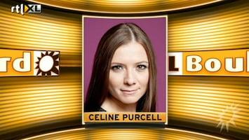 RTL Boulevard Celine Purcell overleeft autobrand