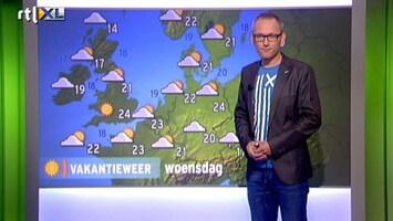 RTL Weer Vakantie Update 27 augustus 2013 12:00 uur
