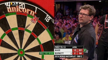 Rtl 7 Darts: World Matchplay - Afl. 4