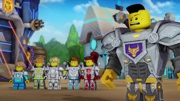 Lego Nexo Knights - Doolhof Vol Deceptie