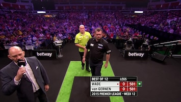 RTL 7 Darts: Premier League Afl. 12