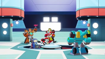 Transformers Rescue Bots Academy Afl. 36