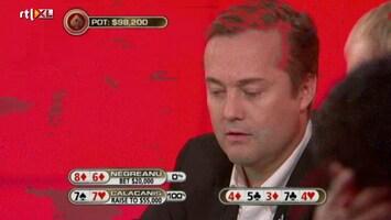 Rtl Poker: European Poker Tour - Uitzending van 07-02-2012