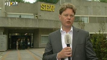 RTL Nieuws 'Pensioenakkoord wordt getekend'