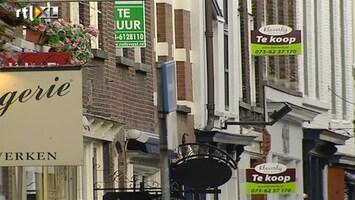 RTL Z Nieuws Bedrijven minder scheutig met hypotheken