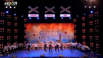 Holland's Got Talent No Escape XXL (dans)