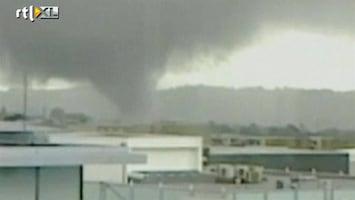 RTL Nieuws Tornado teistert Auckland