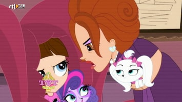 Littlest Pet Shop Terriërs en tiara's