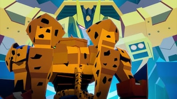 Transformers Cyberverse - Afl. 8