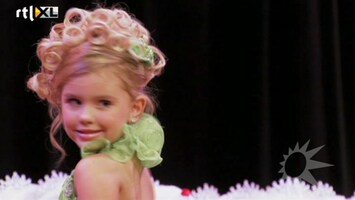 RTL Boulevard Mini Beauty Pageants