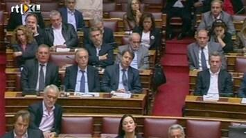 RTL Nieuws Grieks parlement stemt in met bezuiningswet