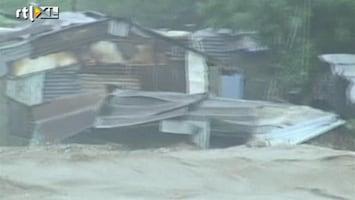 RTL Nieuws Veel schade op Bahama's door Irene