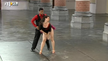 So You Think You Can Dance Sophie gaat voor latin