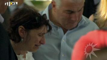 RTL Boulevard Amy Winehouse's vader speech op begrafenis