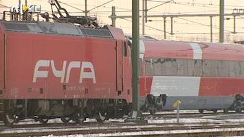 RTL Nieuws 'NS was voorbarig met invoeren Fyra'