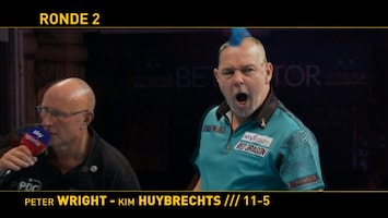 World Matchplay 2018 - dag 5