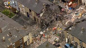 RTL Nieuws Huizen verwoest bij gasexplosie Engeland
