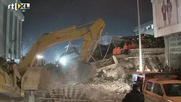 RTL Nieuws Weer aardbeving Turkije
