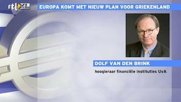 RTL Z Nieuws Van den Brink: Grieken uit euro zou land te gronde richten