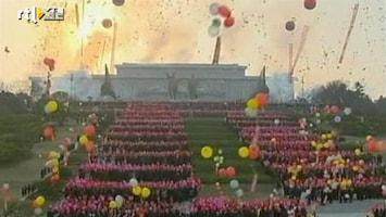 RTL Nieuws Noord-Korea viert partij-partijtje