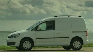 RTL Transportwereld Vooruitblik IAA Hannover: Volkswagen Caddy