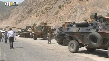 RTL Nieuws Zeker 22 doden door gevechten Turks leger en Koerden