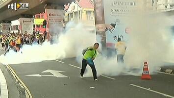 RTL Nieuws Enorme demonstratie in Maleisië