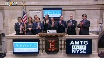 RTL Nieuws Wall Street is geopend