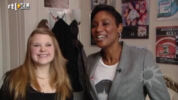 RTL Boulevard Edsilia doet bijzonder duet voor hartstichting