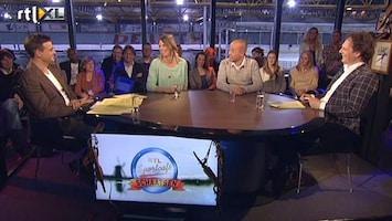 """Rtl Sportcafe: Schaatsen - Rtl Sportcafé: Schaatsen """"aflevering 6"""""""