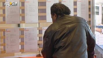 RTL Nieuws Werkloosheid stijgt opnieuw