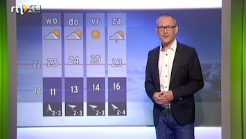 RTL Weer Buienradar Update 20 augustus 2013 10:00 uur