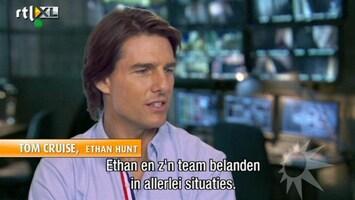 RTL Boulevard Mission Impossible 4 komt eraan!