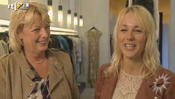 RTL Boulevard De bruidsjurk van Marianne Timmer