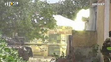 RTL Nieuws Vredesmacht valt laatste terreurbolwerk Al-Shabaab in Somalië aan
