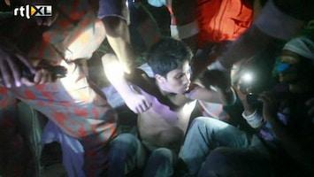 RTL Nieuws 29 overlevenden gevonden onder puin Bangladesh