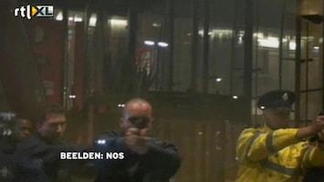RTL Nieuws Rellen bij Feyenoord