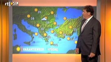 RTL Nieuws Deel van Europa nog tegen de 40 graden
