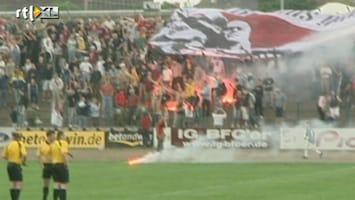 RTL Nieuws 2006: Neonazi-geweld op de voetbaltribunes en op straat