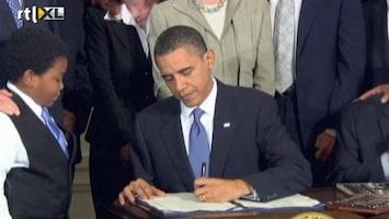 RTL Nieuws Wat bereikte Obama in vier jaar presidentschap?