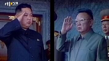 RTL Nieuws Spierballentaal van Noord-Korea