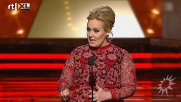 RTL Boulevard Muziekwereld loopt uit voor de Grammy Awards