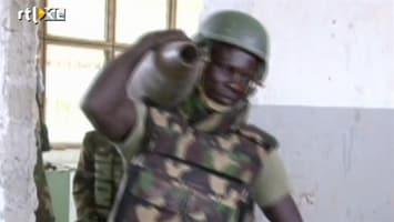 RTL Nieuws Somalische wapenfabriek opgerold