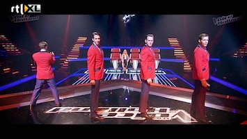 The Voice Of Holland - Jersey Boys Promo