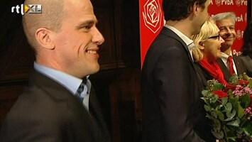 RTL Nieuws Samsom opvolger Cohen bij PvdA