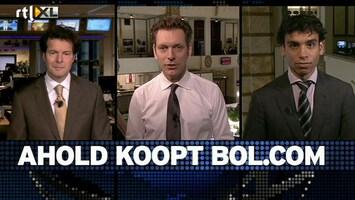 RTL Z Voorbeurs 'Bol.com een verrassende en sterke aankoop'