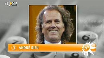 RTL Boulevard André Rieu op 1 in Engeland