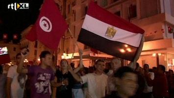 RTL Nieuws 'We zijn allemaal tegen Ennahda'
