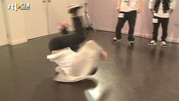 The Ultimate Dance Battle Giorgio zit in Team Shaker