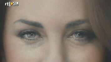 Editie NL Eerste officiële portret van Kate Middleton